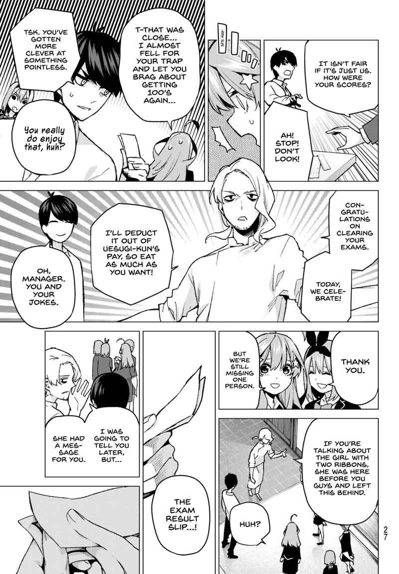 5 toubun no hanayome, the quintessential quintuplets, Go toubun no hanayome, chapter, manga online, 5 toubun no hanayome manga, the quintessential quintuplets manga