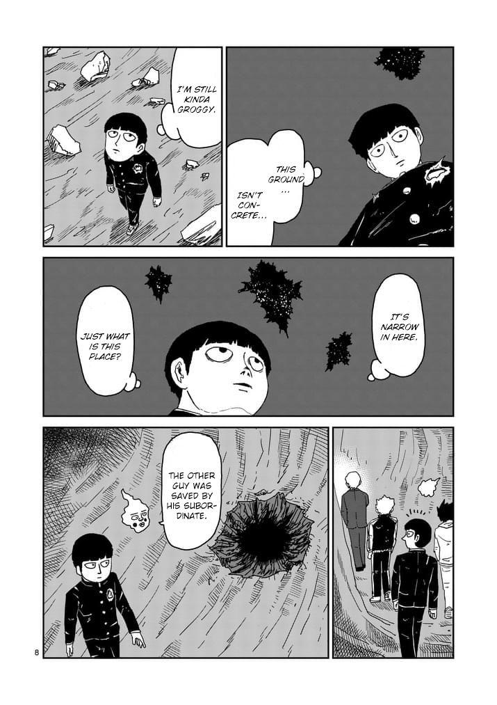Mob Psycho Hyaku, Mob Psycho 100 manga, Mob Psycho manga, mob psycho, manga online, manga english