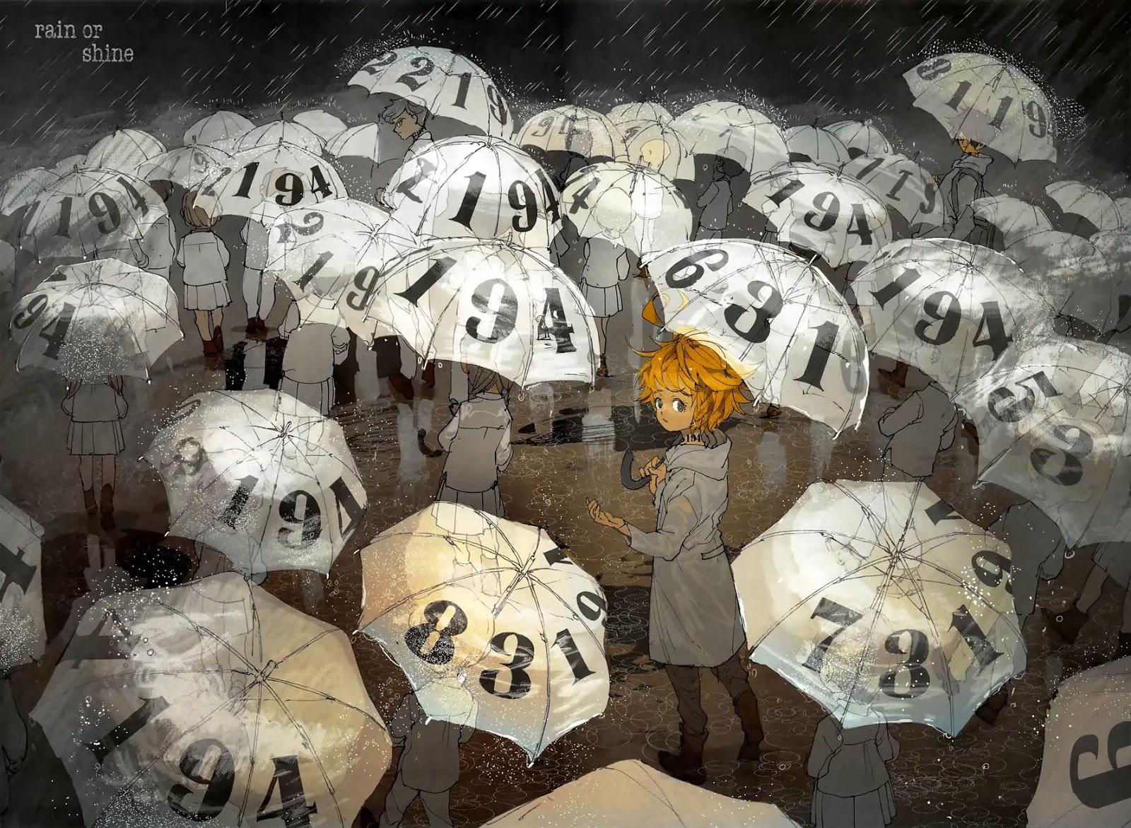 yakusoku no neverland,The Promised Neverland, Yakusoku no Neverland, Norman, Emma,read The promised neverland, Ray, Isabella, the promised neverland season 1, the promised neverland characters,manga online